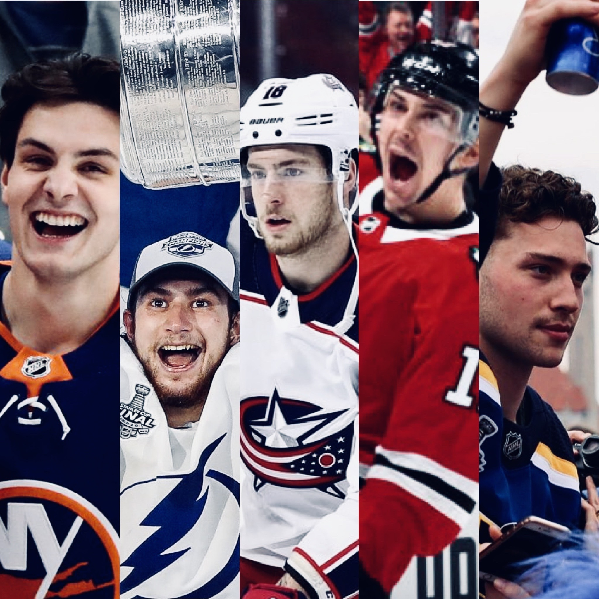 NHL's Top 5 RFA's of 2020