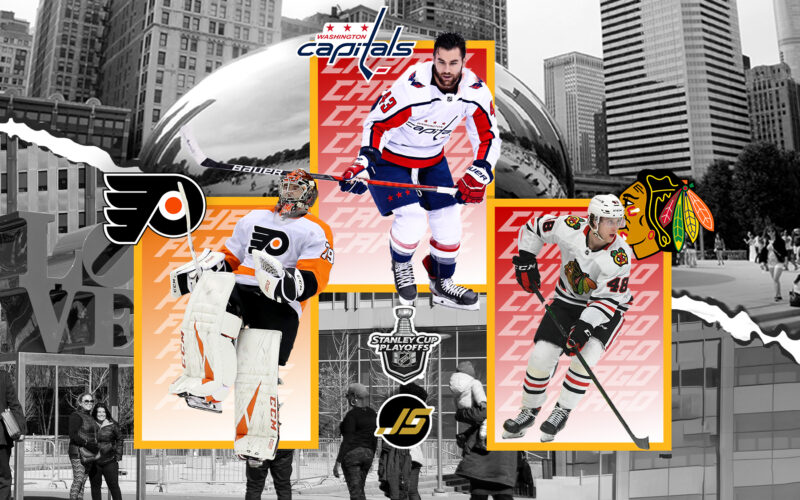 S6 E21 - Pre Pre Preview 2021 NHL playoffs, Tom Wilson Fiasco and the Hawks and Flyers future