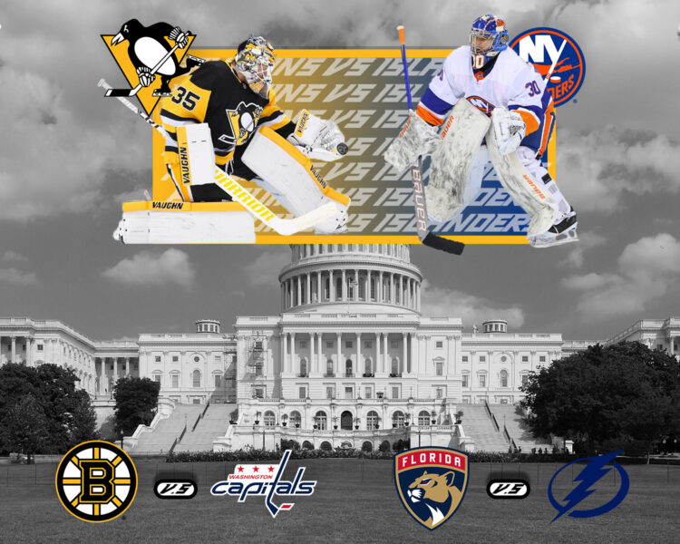 S6 E23 – East Division 1st Round 2021 NHL Playoffs